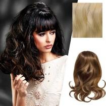 Balmain Half Wig Memory Hair Stockholm 10A