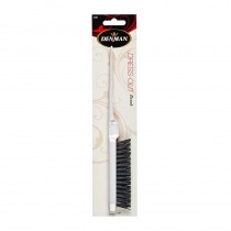 Denman D91 White Dress-Out Brush