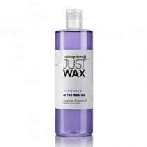 Just Wax Sensitive After Wax Oil 500ml