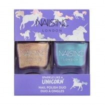 Nails Inc Sparkle Like a Unicorn Duo Kit