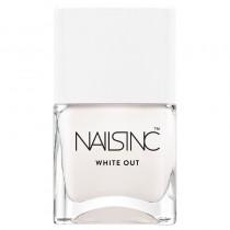 Nails Inc White Out Long Wear Nail Polish 14ml