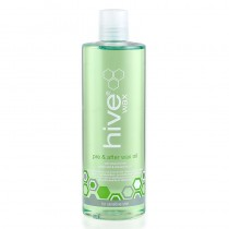 Hive Pre and After Wax Oil Coconut and Lime 400ml