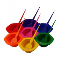 Rainbow Tint Bowl And Brush Bundle