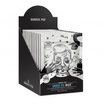 BARBER PRO Under Eye Mask Retail Display Case 11+1