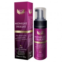 CRAZY ANGEL Midnight Delight Self Tan Mousse 200ml