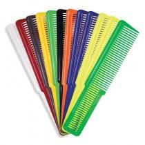Wahl 12pk Flat Top Combs Coloured