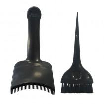 STR Balayage Spatula and Tint Brush Large