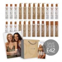 Sienna X Award Winning Self Tan Retail Pack