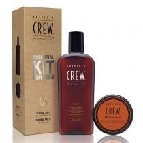 American Crew Defining Paste Essential Kit For Men