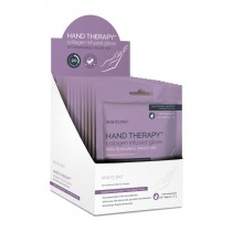 BeautyPro HAND THERAPY Collagen Glove 17 RETAIL DISPLAY CASE