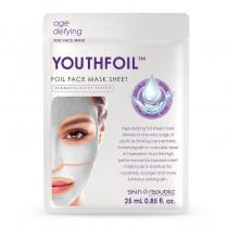 Skin Republic Youth Foil Face Mask Sheet 25ml Pack of 10