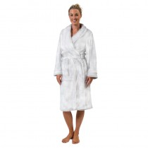 Supersoft White Robe Small/Medium