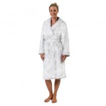 Supersoft White Robe