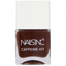 Nails Inc Espresso Martini Caffeine Hit Nail Polish 14ml