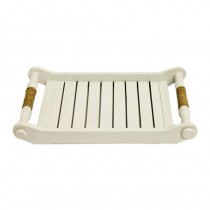 Colonial Tray White