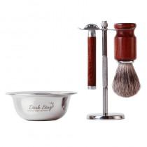 Dark Stag Shaving Set