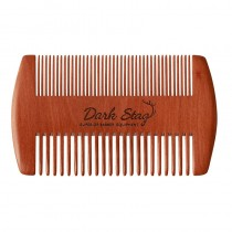 Dark Stag Beard and Moustache Comb