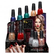 China Glaze The Glam Finale Display 12 x 14ml