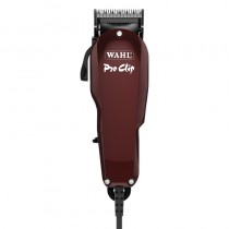 Wahl Burgundy Pro Clip Clipper Kit