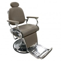 Lotus Classic Barber Chair Brown