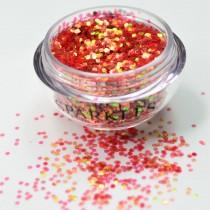 Sparkles London Mariah Smile & Shine Salmon Lip Glitter