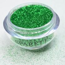 Sparkles London Perry Fine & Shine Emerald Green Nail Glitter