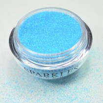 Sparkles London Alicia Fine & Shine Turquoise Nail Glitter