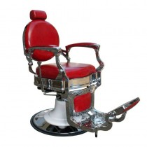 Lotus Gilmour Barber Chair Red
