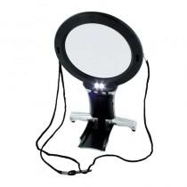 LED Neck & Desk Magnifier