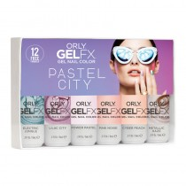 Orly Gel FX Pastel City Gel Polish 6pc Collection