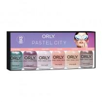Orly Pastel City Nail Polish 6pc Collection