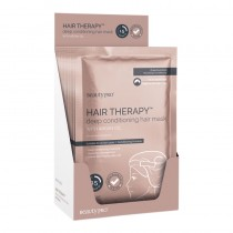 BeautyPro Hair Therapy Conditioning Hair Treatment Mask Cap RETAIL DISPLAY CASE