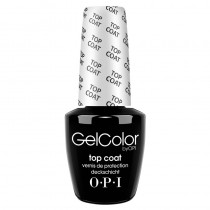 OPI Gel Color Top Coat 15ml