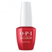 OPI Gel Color Big Apple Red 15ml