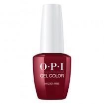 OPI Gel Color Malaga Wine 15ml