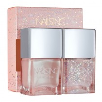 Nails Inc The Future is Fairy Duo Kit 2 x 14ml