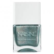 Nails Inc Holler-Graphic Nail Polish 14ml