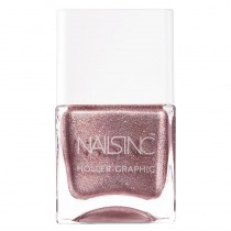 Nails Inc Cosmic Cutie Holler-Graphic Nail Polish 14ml