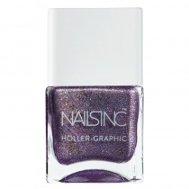 Nails Inc Get Out Of My Space Holler-Graphic Nail Polish 14ml