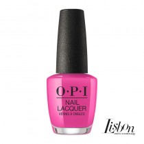 OPI Nail Lacquer No Turning Back From Pink Street Lisbon Collection 15ml