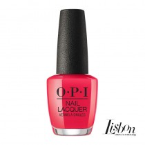 OPI Nail Lacquer We Seafood and Eat It Lisbon Collection 15ml