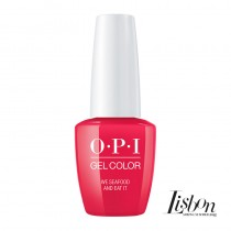 OPI Gelcolor We Seafood and Eat It Lisbon Collection 15ml
