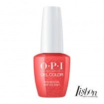 OPI Gelcolor Now Museum Now You Dont Lisbon Collection 15ml