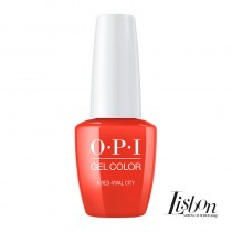 OPI Gelcolor A Redvival City Lisbon Collection 15ml