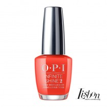 OPI Infinite Shine A Redvival City Lisbon Collection 15ml