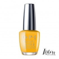 OPI Infinite Shine Sun Sea and Sand in My Pants Lisbon Collection 15ml