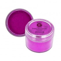 Amy G Purple Fluorescent Powder 5g by The Edge
