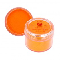 Amy G Hot Orange Fluorescent Powder 5g by The Edge
