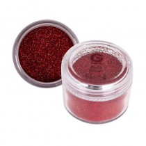 Amy G Ruby Glitter 8g by The Edge