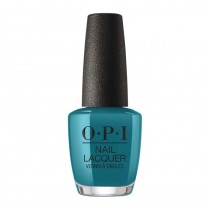 OPI Nail Lacquer Teal Me More, Teal Me More Grease Collection 15ml